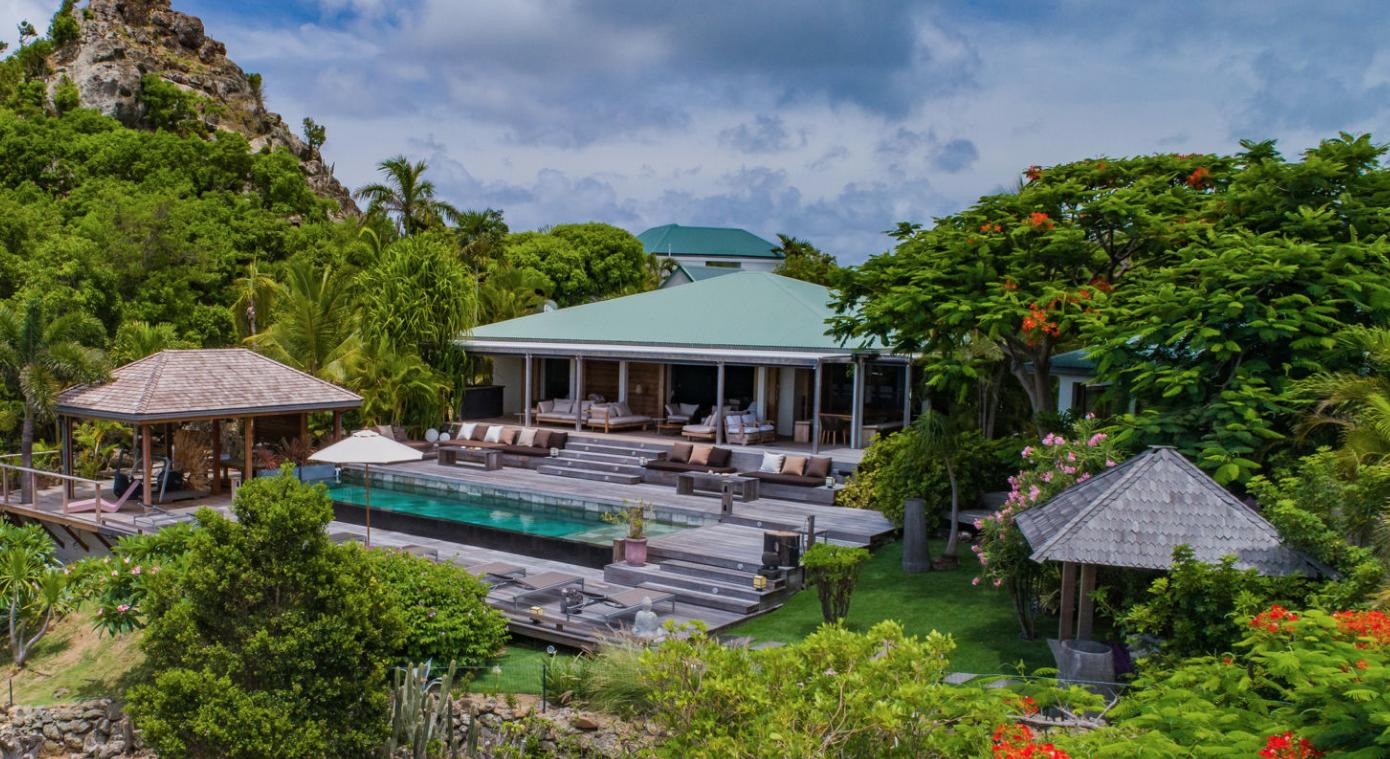 Destination Saint Barth - Villa Amancaya - Anse des Cayes